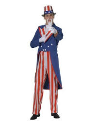 Patriotic Halloween Costumes Uncle Sam Halloween Costumes