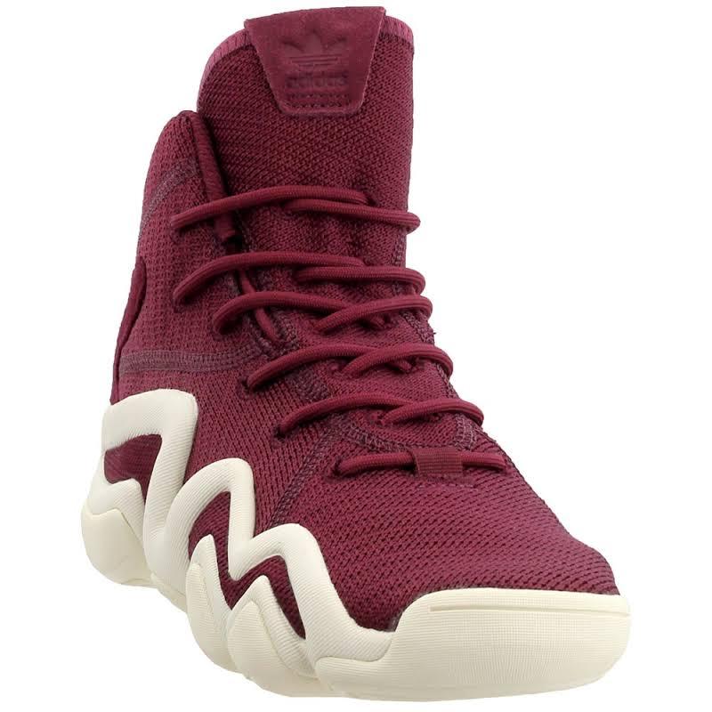 adidas Crazy 8 ADV Basketball Shoes Red- Womens