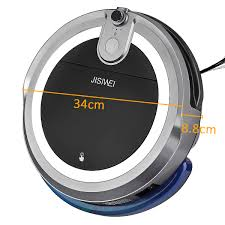 Cleaning Robot by Jisiwei I3 Vacuum Cleaner Robot Hd Camera Ir App Remote For