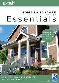 Home Design Pro Download by Amazon Com Punch Home U0026 Landscape Design Essentials V19 For