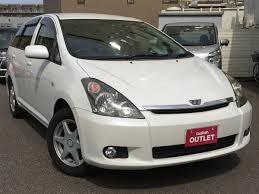 toyota wish 2004 toyota wish x neo edition used car for sale at gulliver new