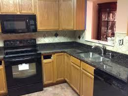 granite kitchen countertops donna s u2013 tan brown granite kitchen