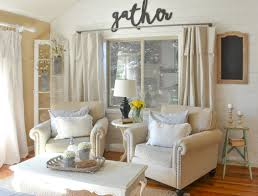 Farm Style Living Room by Style Front Room Makeover