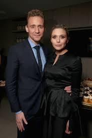 Tom Hiddlestone was rumoured to be dating American actress Elizabeth Olsen until recently