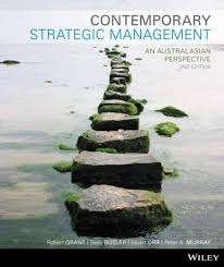 Strategic Management Scribd