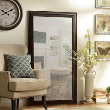 Best  Leaner Mirror Ideas On Pinterest Floor Mirrors Floor - Living room mirrors decoration