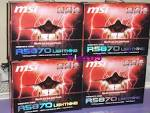 MSI Lightning 5870 - BOW to the BEAST -