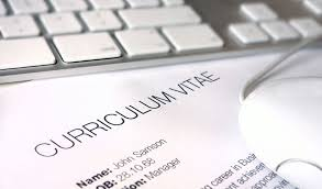 Writing A Perfect Curriculum Vitae Writing A Perfect Curriculum Vitae