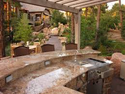 Kitchen Layouts Ideas Outdoor Kitchen Plans Ideas And Tips For Getting The Comfy Yet