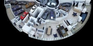 porsche design tower penthouse comes with car garage the porsche design tower penthouse comes with car garage the floor