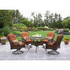 5 Pc Patio Dining Set - better homes and gardens azalea ridge 5 piece outdoor dining set