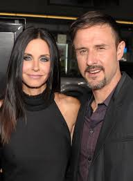David Cox by David Arquette Says Courteney Cox Is A