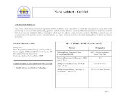 Nursing Assistant Cover Letter  cna cover letter sample health