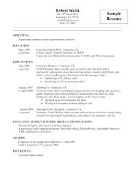 resume purchase executive