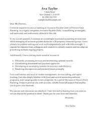 cover letter examples accounting internship   Cover Letter Format