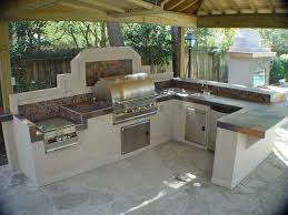 summer kitchen designs summer kitchen with mexican tile ideas