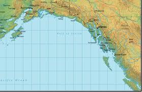 Southeast Map Southeast Alaska Map