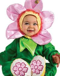 Halloween Costumes 12 18 Months Pink Pansy Flower Baby Infant Halloween Costume Infant 12 18