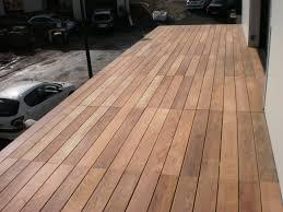 terasse en palette terrasse en bois padouk fixations visseries invisibles hapax