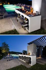30 best built in bbq images on pinterest outdoor spaces
