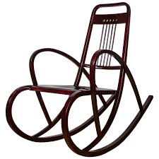 Antique Rocking Chair Prices Thonet Rocking Chairs 5 For Sale At 1stdibs