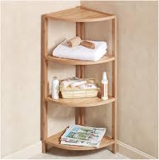 Bathroom Shelves Walmart Wood Corner Shelf Mdf Corner Shelf Realwood Free Standing