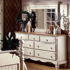 Antique White Youth Bedroom Furniture Wilshire Wood Dresser In Antique White Humble Abode