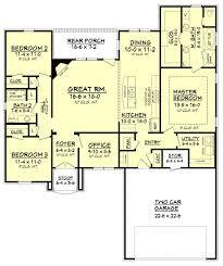 european style house plan 3 beds 2 00 baths 1826 sq ft plan 430 122