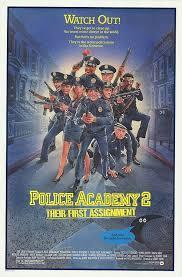 Polisskolan 2 - Första uppdraget (1985)