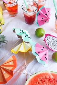 top 10 diy creative cocktail umbrella ideas top inspired