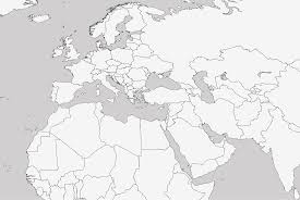 Blank Europe Map a blank map thread page 76 alternate history discussion