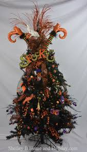 halloween decorated best 25 halloween trees ideas on pinterest diy halloween tree