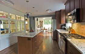 Interior Design Ideas For Open Floor Plan by Opening Up A Small 1940 U0027s Colonial U2013 Braitman Design Studio