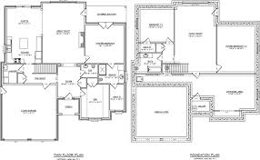 Simple 4 Bedroom House Plans by 56 4 Bedroom House Plans Open Concept House Plan With Three