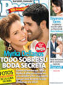 All about Myrka Dellanos' secret wedding | PeopleenEspanol.