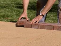 Brick Paver Patterns For Patios by How To Create A Brick Patio How Tos Diy