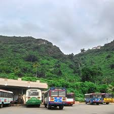Simhachalam bus station