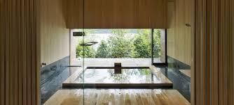 The Art Of The Japanese Bath JAU - Japanese bathroom design