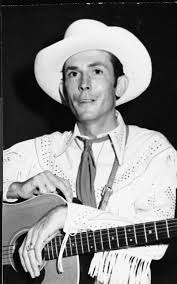 1953, Hank Williams died,