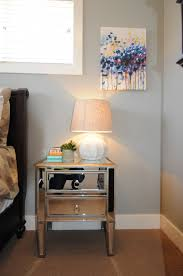 Small Bedroom Side Tables Bedroom Furniture Mirrored Medium Bedside Table Modern Bedroom