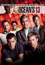 Trilogie Ocean 3 - Ocean's 13 affiche