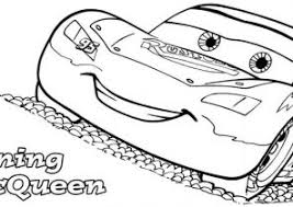 lightning mcqueen coloring pages coloring4free