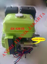 andre teknik jakarta harga mesin gx 160 200 270 390 670 terbaru