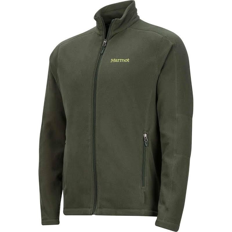 Marmot Rocklin Fleece Jacket Crocodile M 83830-4764-M