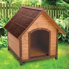 precision pet extreme log cabin dog house hayneedle
