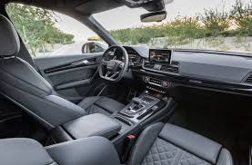 Audi Q5 Interior - jaguar f pace worries audi as it launches new q5 car dealer magazine