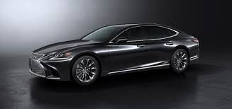 lexus made in canada lexus to exhibit all new ls flagship and to premiere concept car