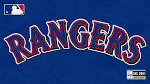 Texas Rangers | Embroidered Things