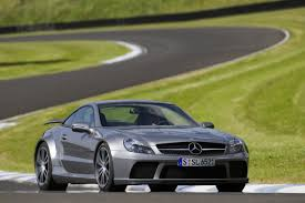 mercedes benz sl65 amg black edition