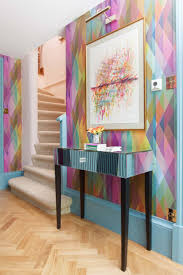 Wallpapers Designs For Home Interiors by The 25 Best Pink And Grey Wallpaper Ideas On Pinterest Grey